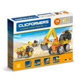 Конструктор CLICFORMERS Construction set 74 деталей